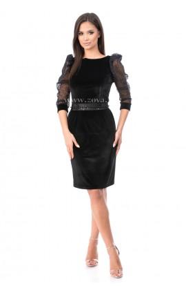 Rochie cu maneca lunga Ana